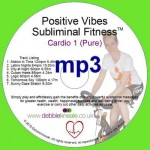 Cardio 1 mp3 with FREE choreography