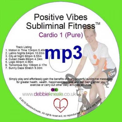 Cardio 1 mp3 with FREE choreography (PPL free)