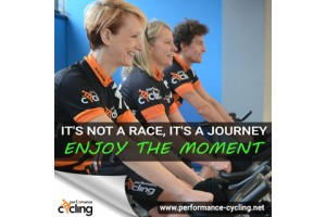 It's not a race, it's a journey, enjoy the moment