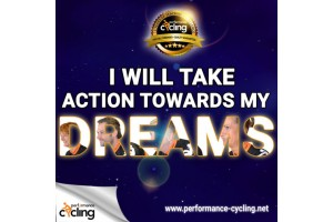 I will take action towards my dreams
