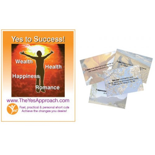 Yes to Success cards