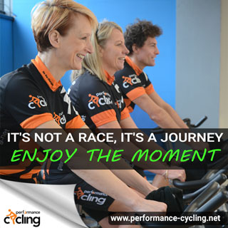 Performance Cycling Motivational Quote 83