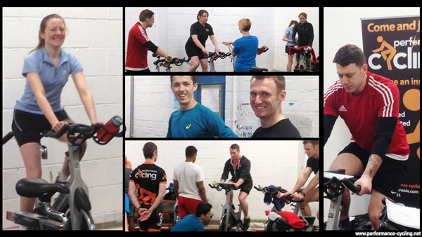 Performance Cycling Course 9 Reg RLC Hullavington