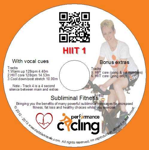 HIIT CD
