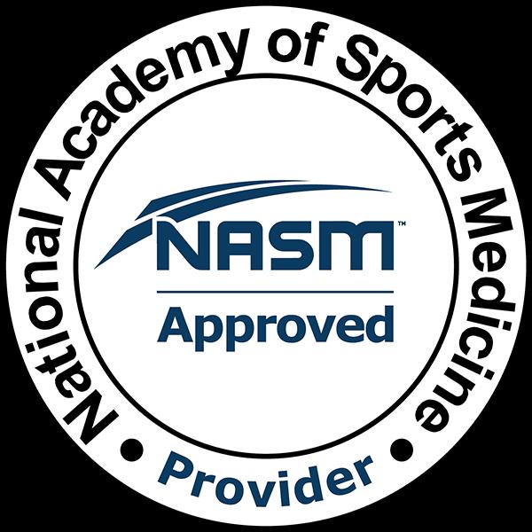 NASM Approved