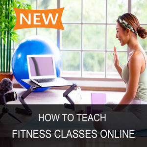 How to Teach Fitness Classes Online